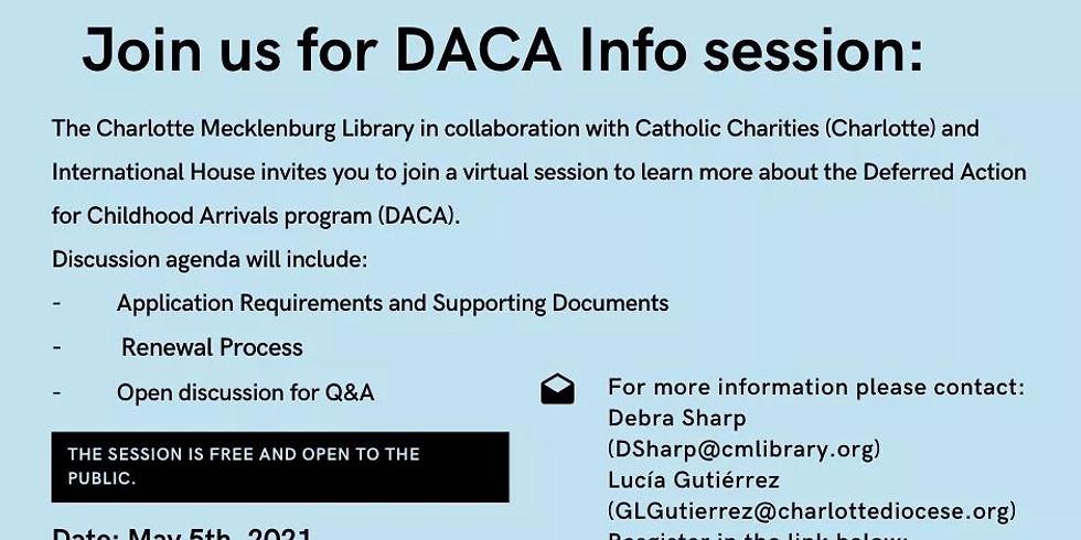 DACA information session