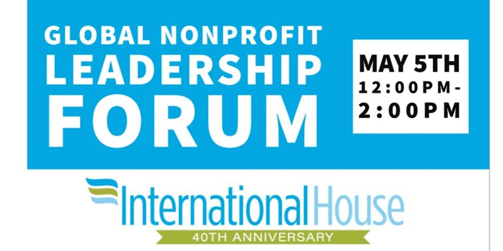 Global Nonprofit Leadership Forum