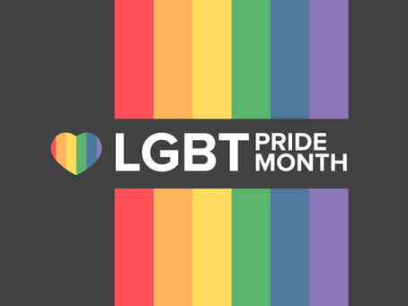 In Honor of Pride Month; In Memory of a Beautiful Soul