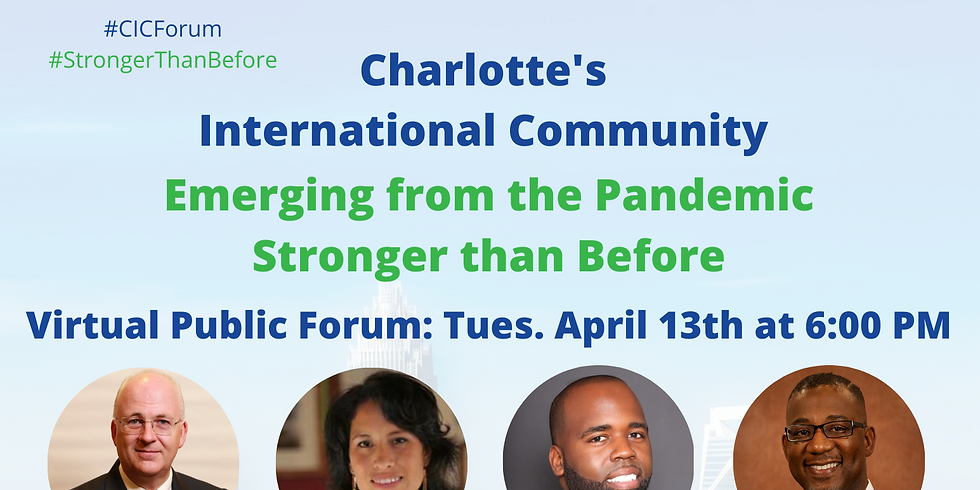 Charlotte International Cabinet Forum