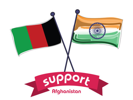 We are all connected to Afghanistan