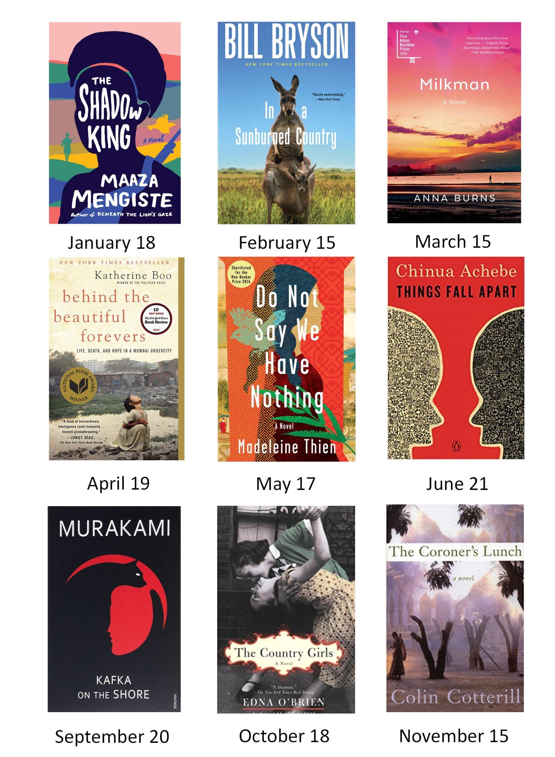 International Book Club