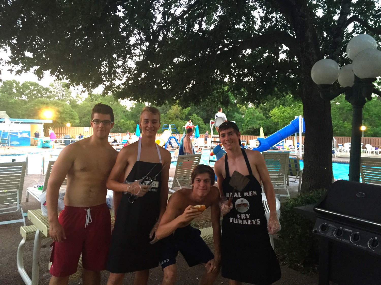 Texas Pool Grill Masters