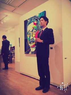 Visiteur expo Tokyo