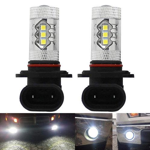 Fog Light SMD LED bulbs (pair)