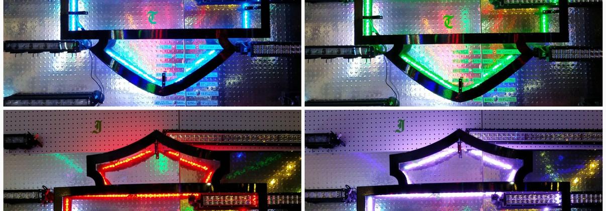 We love making custom signs at  LED 4 life