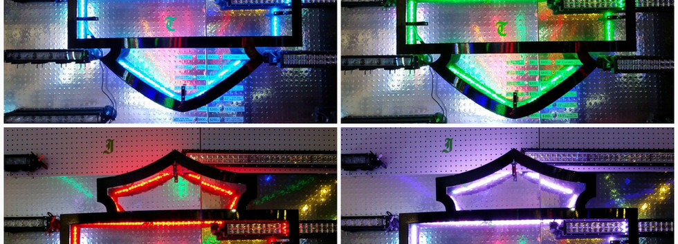 We love making custom signs at  LED 4 life