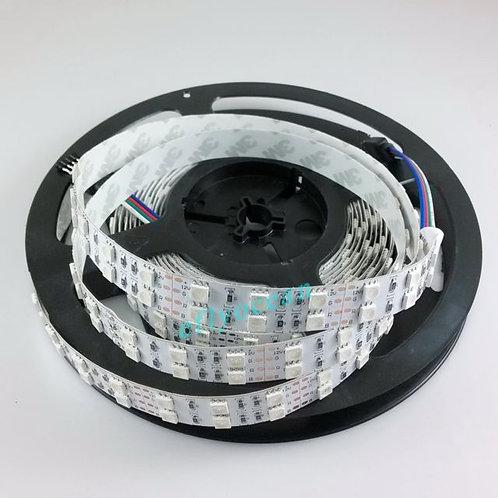 LED Strip Dual Row RGB 5050 Waterproof Tube (Strip only)