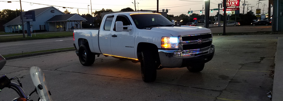 We have the brightest lights for your truck!