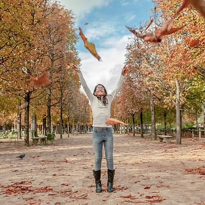 בת מצווש בפריז