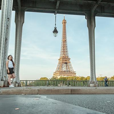 בת מצווה בפריז