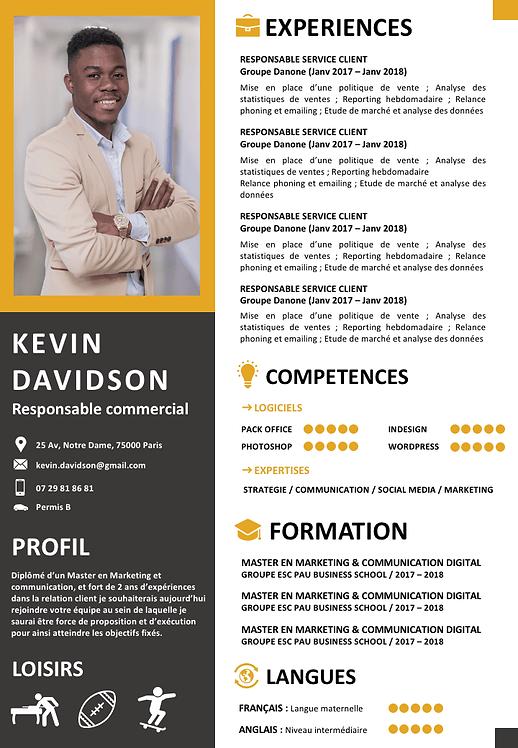 KEVIN DAVIDSON