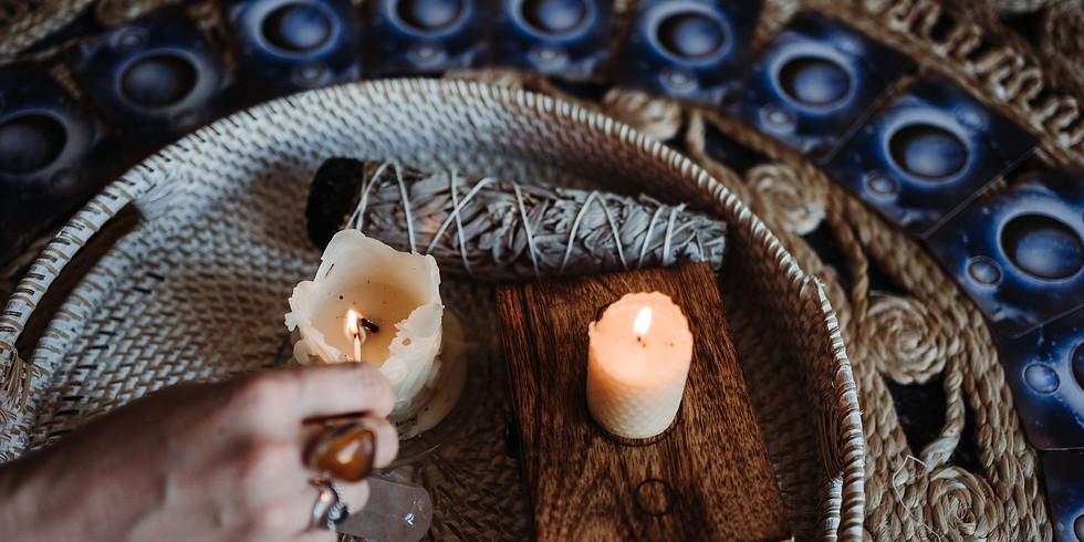 Sacred Circle - August