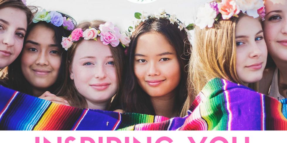Inspiring You - Teen Girls empowerment workshop