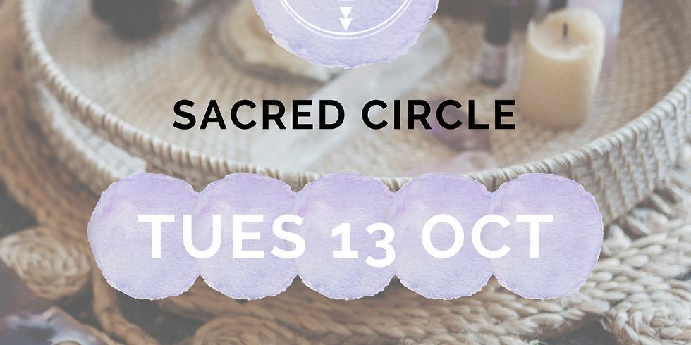 Sacred Sister Circle - October 13th 2020