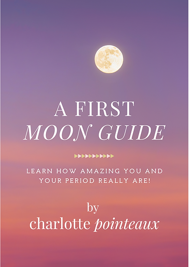 A First Moon Guide for Girls and their Parents (Ebook)