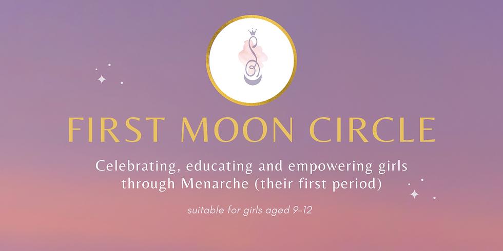 First Moon Circle: September 2021