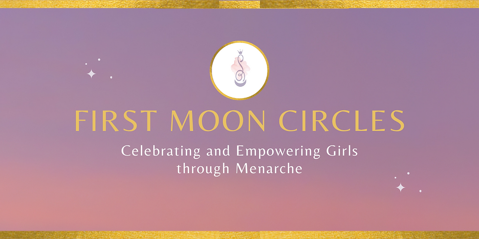 First Moon Circle for girls aged 9-12