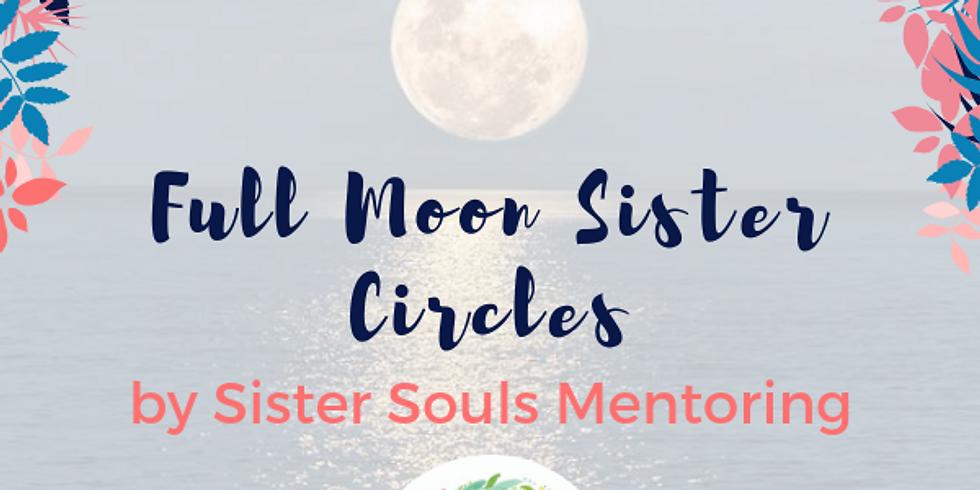 Women's Full Moon Circle - October