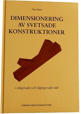 Bok om Dimensionering av svetsade produkter