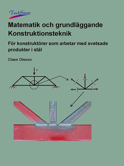 Matematik och grundläggande konstruktionsteknik
