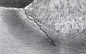 Hydrogen crack