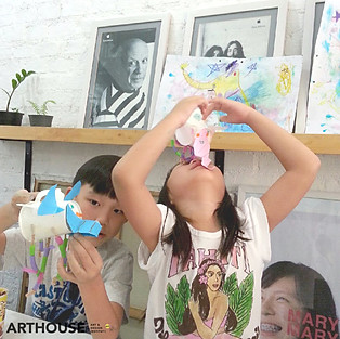 art FUN - ศิลปะเด็ก