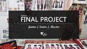 FINAL PROJECT / ผลงานจัดเต็ม! ปิดคลาสวิชา Fashion Design ของน้องๆแฟชั่น artHOUSE