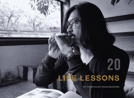 20 LIFE LESSONS