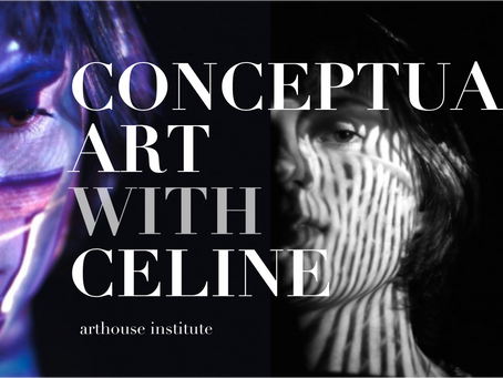 Conceptual Art with Celine