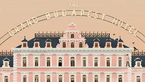 Celluloid palette: Wes Anderson