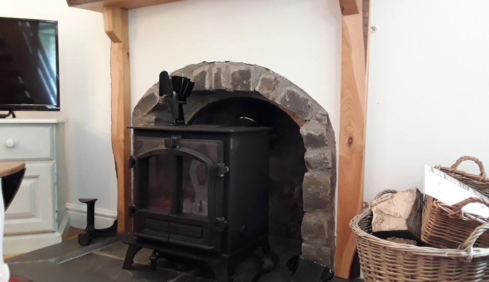The Cottage Fire Place