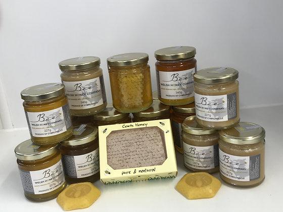 Bee Welsh Honey