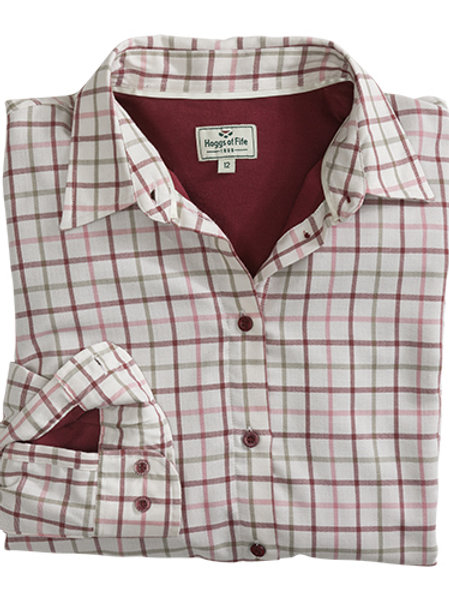 Erin Ladies Jersey-lined shirt
