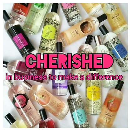 Cherished - Beauty Products with Claire