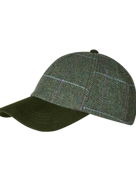 Albany Ladies Lambswool Baseball Cap