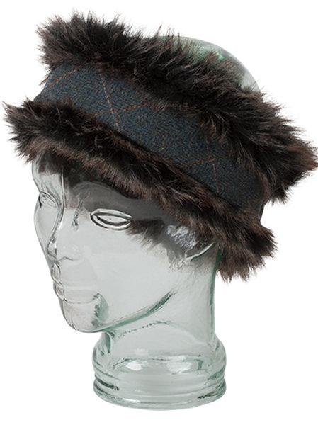 Sherborne Faux Fur Lambswool Headband
