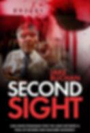 Jake Buchans second book Second Sight