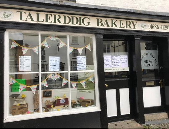 Talerddig Bakery, Llanidloes