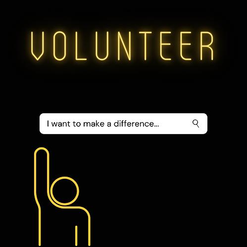Volunteering illustration