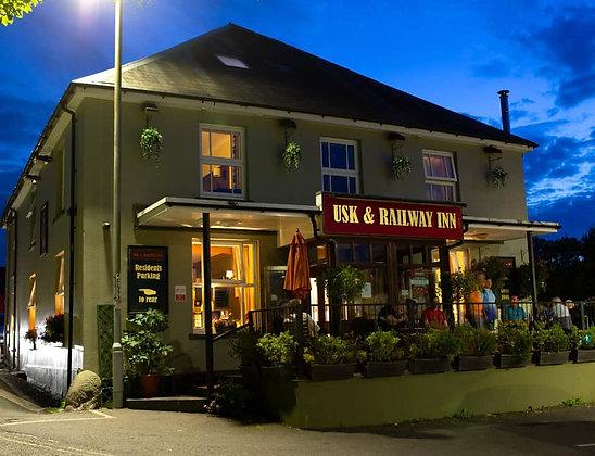 The Usk and Railway Inn, Sennybridge