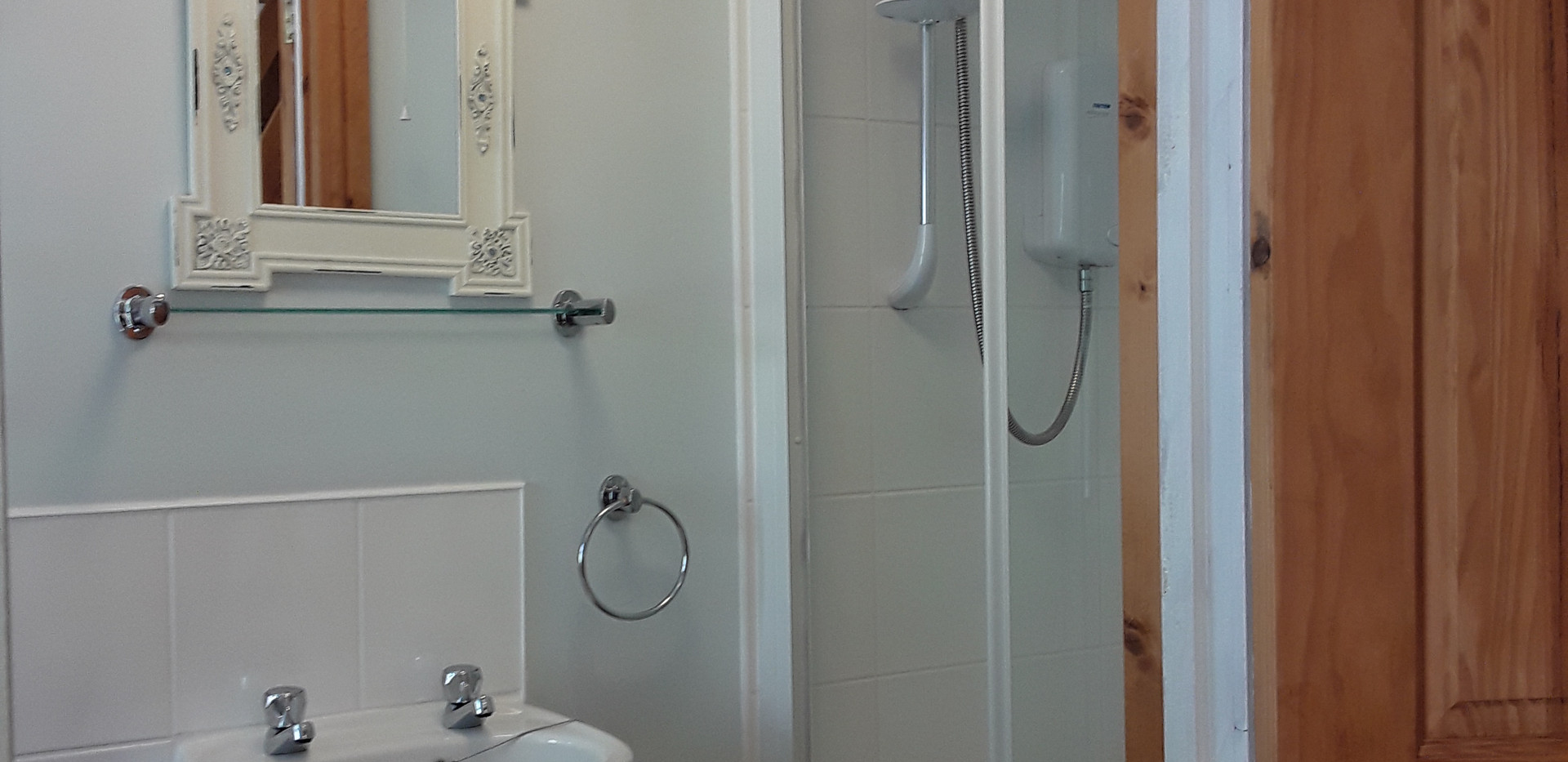 The Cottage Shower