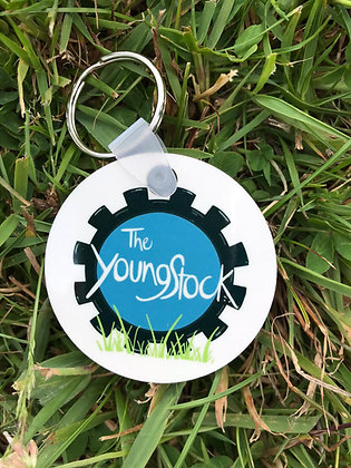 The YoungStock Keyring
