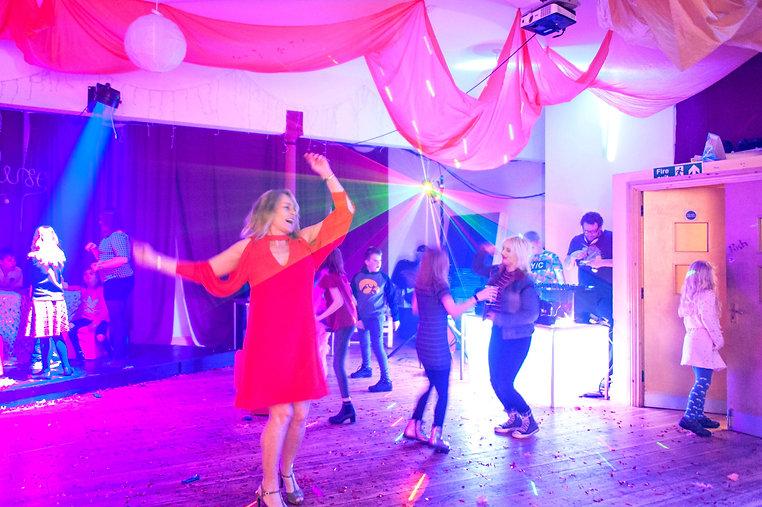 Carers Dancing