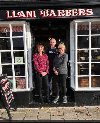 Llani Barbers