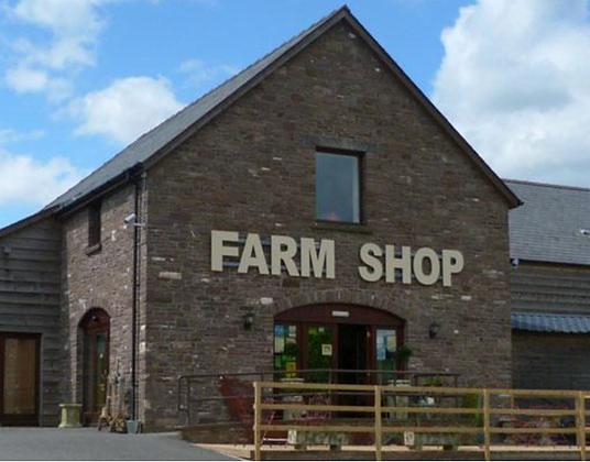 Welsh Venison Center &Beacons Farm shop