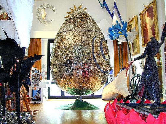 Andrew Logan Museum of Sculpture
