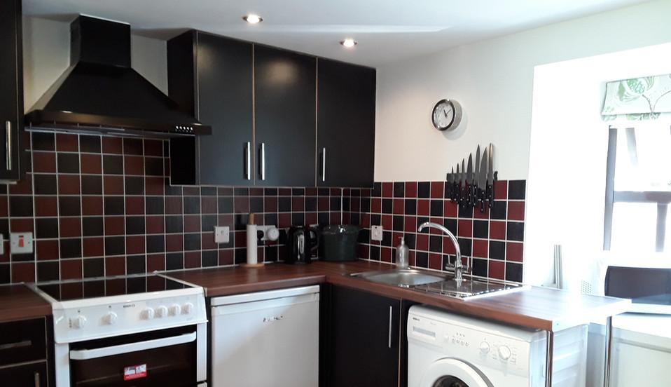 The Cottage Kitchen Area