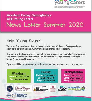 WCD Newsletter - June 2020