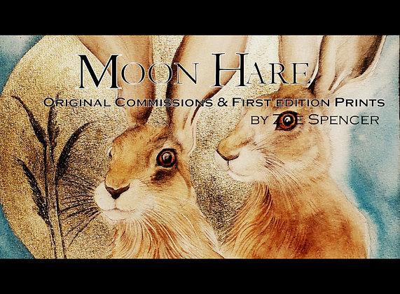 MOON HARE ART